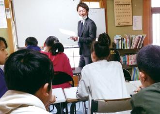 3.専属教師が授業